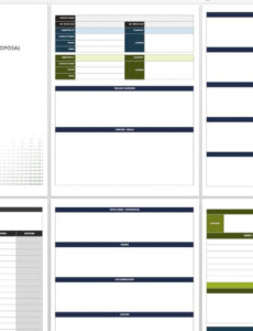 best software project outline template  example