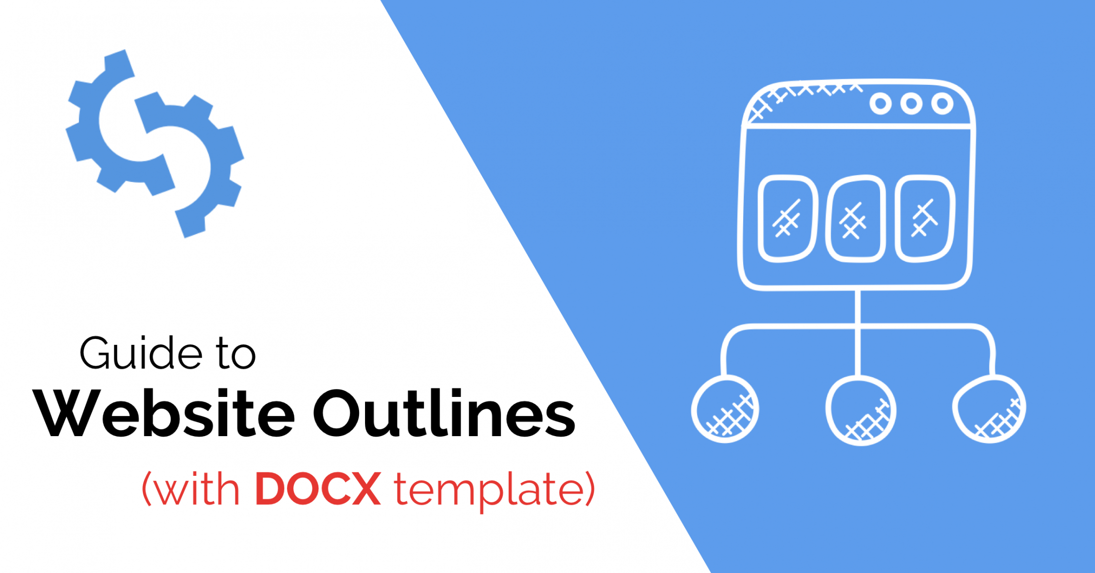 free website content outline template word example
