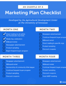 professional marketing plan outline template doc example