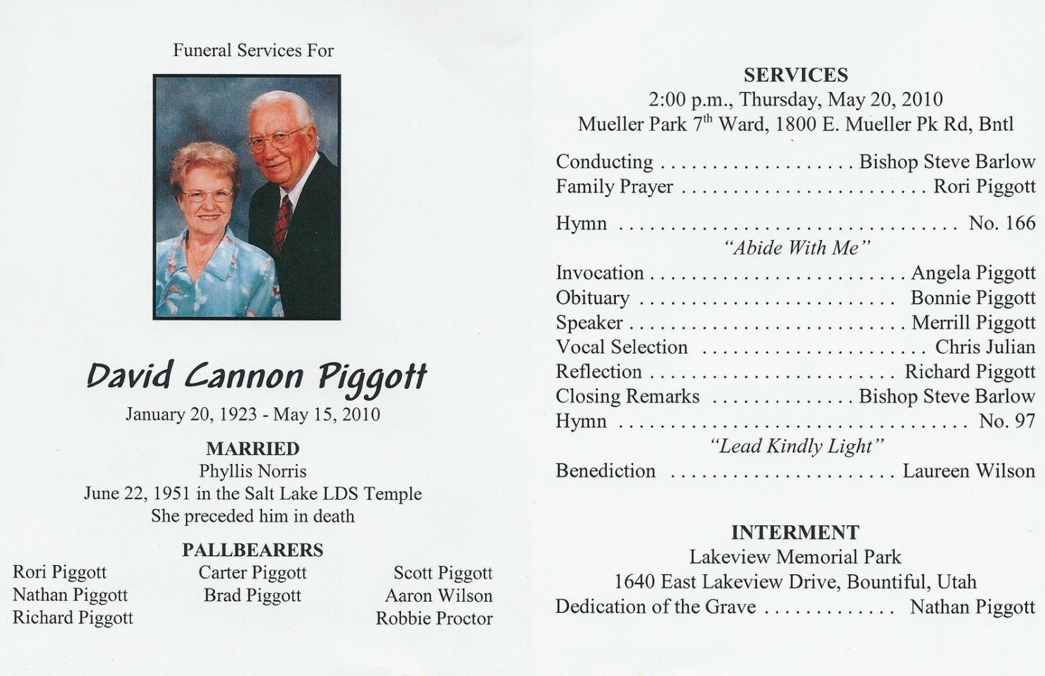 printable funeral service outline template excel