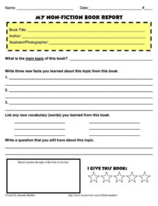 costum writing a book chapter outline template word