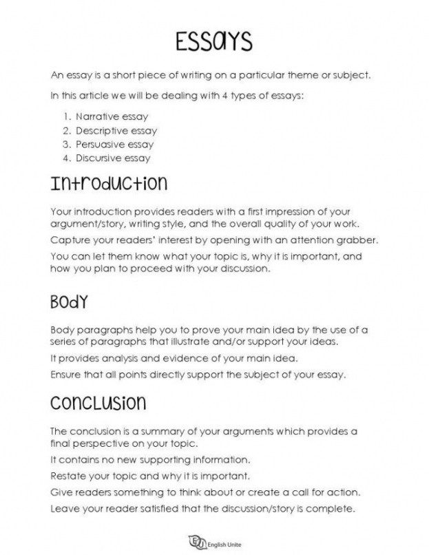 professional college narrative essay outline template doc example