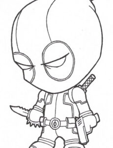 costum character sketch outline template doc example