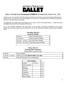 Printable Theatre Production Timeline Template Excel Example